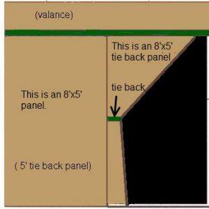 8x5 panels
